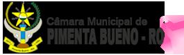 Câmara Municipal de Pimenta Bueno Logo
